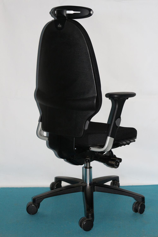 Bureaustoel Met Neksteun.Bureaustoel Rh Extend 220 Met Neksteun Opnieuw